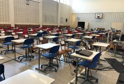 Kevään ylioppilastutkinto alkaa äidinkielen lukutaidon kokeella